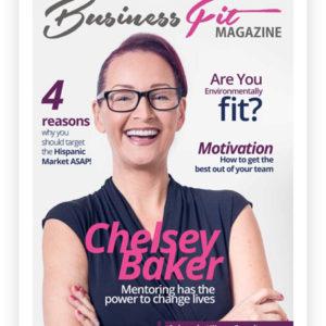 Chelsey Baker BusinessFitMagazine.com